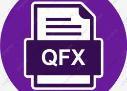 How to get a QFX file from my bank into QuickBooks?